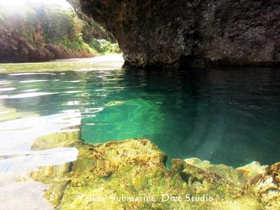 青の洞窟1400サイズ